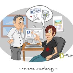 vignetta social blog