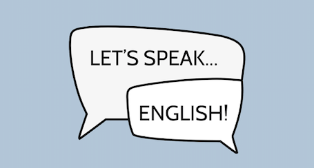 Let's speak english! Conversazione e aperitivo in lingua