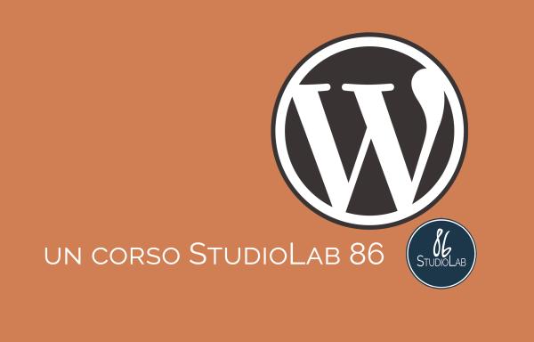 Crea il tuo sito web! Corso WordPress