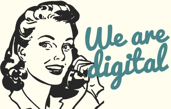 WE ARE DIGITAL – PRESENTARSI, RACCONTARSI E VENDERE ONLINE